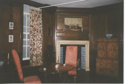 Geffrye Museum's beautiful period rooms