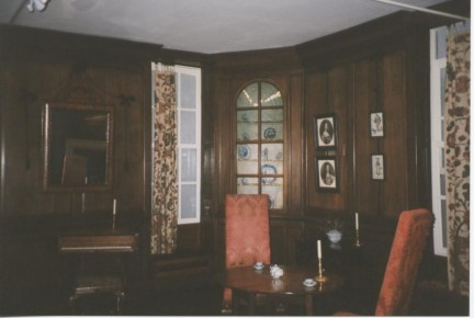Geffrye Museum's beautiful period rooms