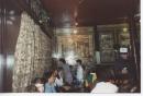 The Ten Bell pub - interior