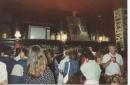 The Ten Bell pub - interior 2