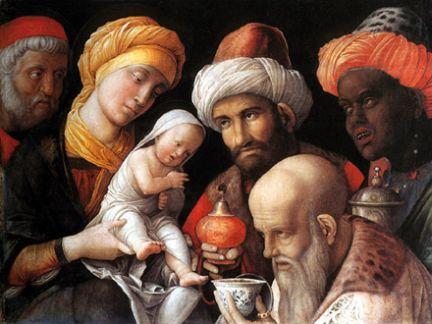 Andrea Mantegna Adorazione dei Magi