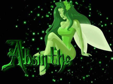assenzio, fata verde
