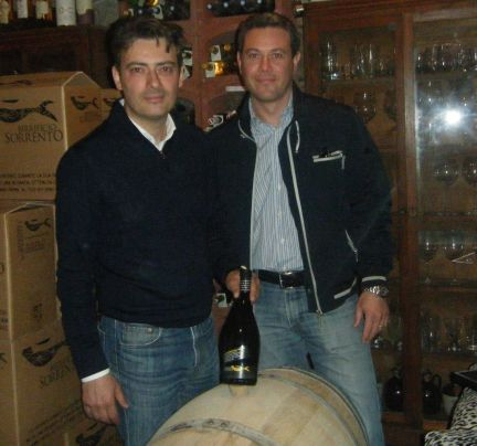Francesco Galano e Giuseppe Schisano