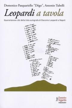 leopardi a tavola, antonio Tubelli e Diego Pasquarielli