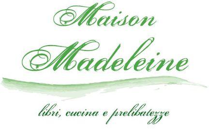 logo maison madeleine