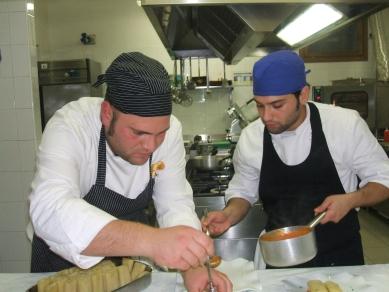 Nico e Claudio - La  Grillerie a Meta