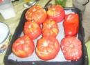 pomodori pronti per la cottura