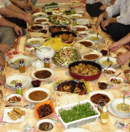 cibo del ramadan