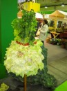 ortogiardino, pordenone, vegetable dress