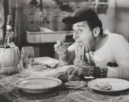 mangiare sogni Alberto Sordi