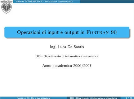 fortran 95,programmi fortran,fortran download,input e output fortran,fortran tutorial