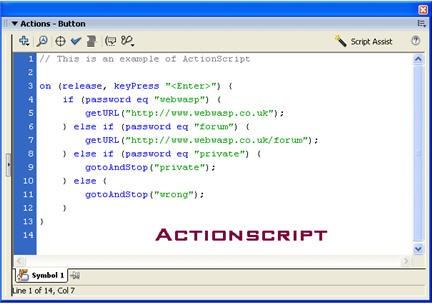 manuale actionscript,esempi actionscript,actionscript download,tutorial actionscript