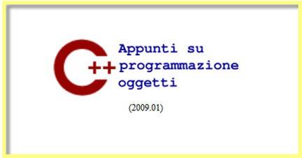 linguaggio c++,appunti linguaggio c++,tutorial c++,manuali c++,guide c++