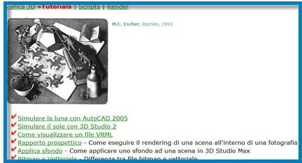 tutorial AutoCAD ,tutorial 3d studio max,tutorial grafica,guida VRML