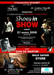 shoes in show