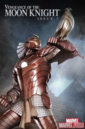 Ecco alcune cover di Iron Man disegnate dal bravissimo Adi Granov!