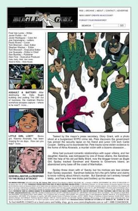Ecco un'anteprima da Amazing Spider-Man 616! Attenzione spoiler!