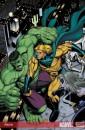 Ecco alcune cover di Arthur Adams da Hulk!