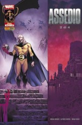 house of m, marvel comics checklist, the siege