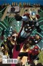 Ecco l'anteprima dal quinto numero di Avengers!