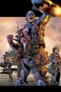 Ecco alcune cover di Bryan Hitch da Ultimates!