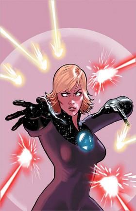 Ecco alcune cover di Daniela Acuna da Capitan Universo!