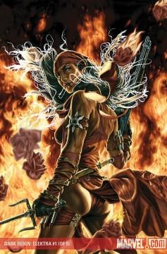 dark reign, elektra, marvel comics recensioni