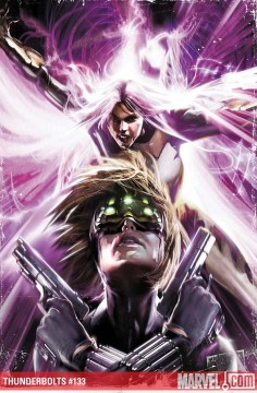 marvel comics recensioni, thunderbolts, dark reign,
