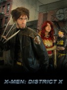district x, ivo de palma intervista, marvel comics,