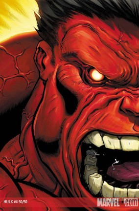 Ecco alcune cover di Ed McGuinness dalla serie sul Gigante Verde della Marvel!