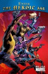 età degli eroi, marvel comics news, vendicatori