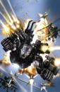 Ecco le cover dalla serie di War Machine disegnate da Francesco Mattina!