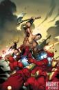 Ecco alcune cover di Frank Cho da Mighty Avengers