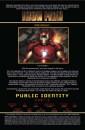 Ecco l'anteprima da una nuova miniserie di Iron Man!