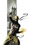 elektra, iron fist, marvel comics video