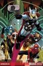 Ecco alcune cover di John Romita Jr dalla nuova serie degli Avengers!