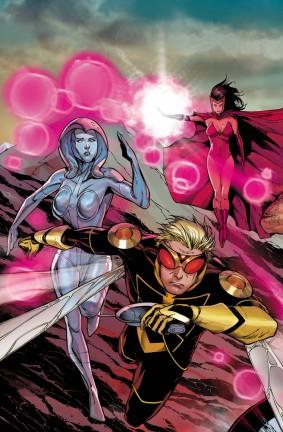 Ecco alcune cover di Khoi Pham dai Mighty Avengers!