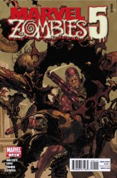 marvel comics anteprima, marvel zombies, fred van lente,