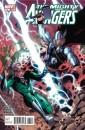 Ecco l'anteprima da Mighty Avengers #34!