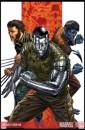 Ecco alcune cover del bravissimo Mike Choi dagli X-Men!