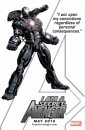 Ecco alcune cover del disegnatore Mike Deodato Jr. da Secret Avengers!