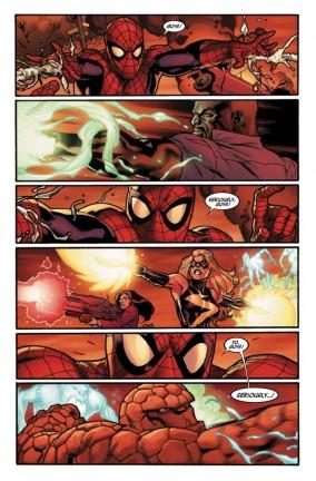 Ecco l'anteprima di New Avengers #4. Attenzione Spoiler!