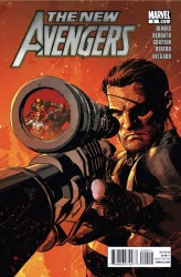 marvel comics anteprima, mike deodato jr, new avengers
