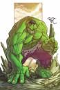Ecco alcuni disegni di personaggi della Marvel di Paolo Pantalena!