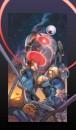 Cover di Pasqual Ferry da Ultimate Fantastic Four
