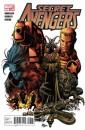 Ecco l'anteprima dall'ottavo numeri di Secret Avengers!