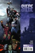 marvel comics anteprime, the siege, brian michael bendis,