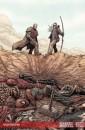 Ecco alcune cover di Old Man Logan disegnate da Steve McNiven!