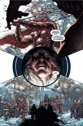 Ecco il primo numero di Thor: For Asgard disegnato da Simone Bianchi!