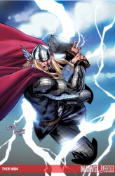 billy tan, marvel comics cover, thor
